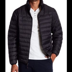 NWT- Hawke & Co. Quilted Packable Nylon Jacket